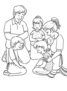 coloring pages about prayer search results for the prayer free printable