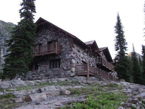 Cabins Glacier National Park by Glacier National Park Montana Cabin