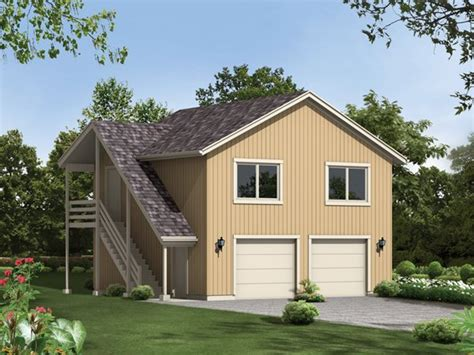 4 car garage plans with apartment above two car garage plans apartment above cottage house plans