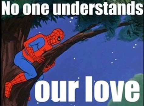 I Love You Man Memes - the best of spiderman memes 26 pics picture 14