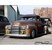 A Pair Of Chevy Rat Rods – Infinite Garage