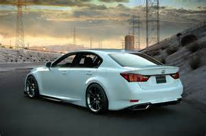 Gs 350 Lexus 2013 Custom 2013 Lexus Gs 350 By Five Axis For 2011 Sema