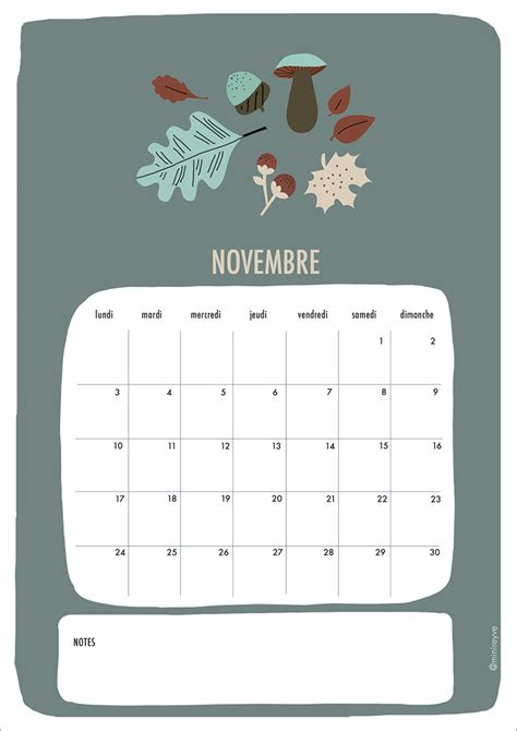 Calendrier 4 Novembre 2014 Calendriers Mensuels Novembre 2014 224 Imprimer Gratuit