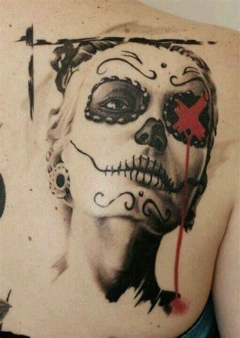 dia de los muertos tattoos celebrate and with these awesome day of the