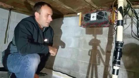 crawl space ventilation fans ventilation fan for a d crawl space dehumidifier cost