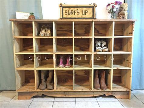 diy shoe rack wood diy pallet wood shoe rack shoe rack pallets and wood