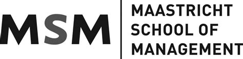 Msm Mba by Msm Maastricht School Of Management