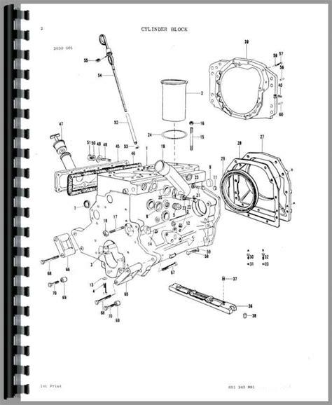 Ford 3910 Electrical Diagram Wiring Diagram Fuse Box