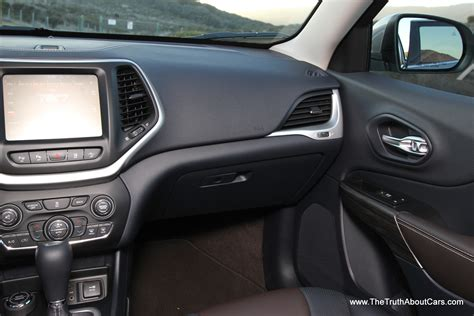jeep limited inside 2014 jeep cherokee limited v6 exterior 002 the truth