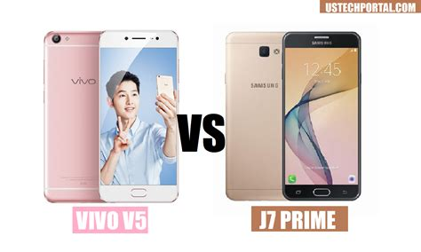 Samsung Vivo by Vivo V5 Vs Samsung Galaxy J7 Prime Specs Comparision