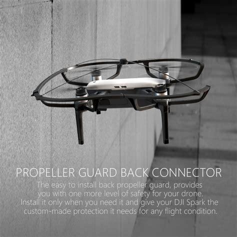 Special Dji Spark Landing Gear Protector propeller guard blade protector with landing gear protection kit for dji spark rc drone alex nld