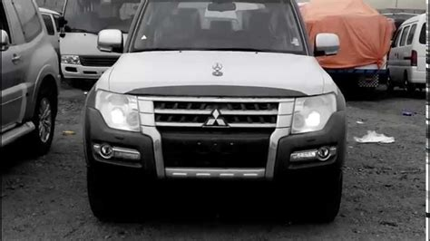mitsubishi dubai mitsubishi pajero 3 8 swb two door full option year 2015