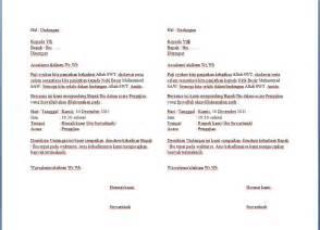 begini contoh surat undangan pengajian keluarga yang benar