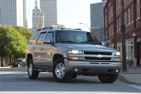 2002 chevrolet tahoe information and photos momentcar 2003 chevrolet tahoe information and photos momentcar