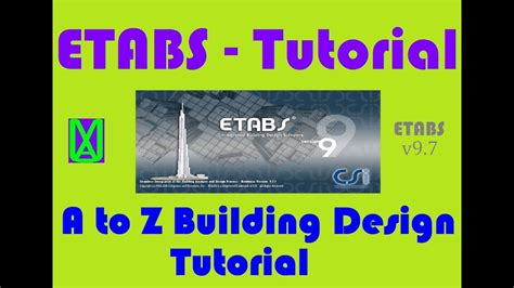 builder design pattern youtube etabs a to z building design and analysis tutorial youtube