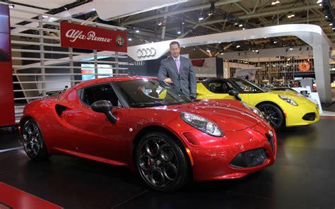 Toronto Star Auto by Toronto Autoshow Alfa Romeo Is Back In Canada Toronto Star