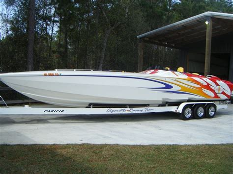cigarette gladiator boat for sale cigarette 36 gladiator 2002 for sale for 95 000 boats