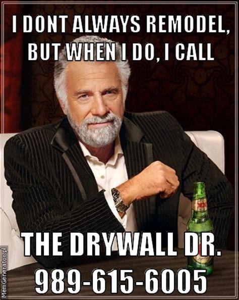 Drywall Meme - memgenerator pl mem generator