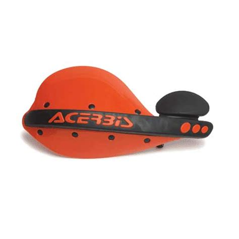 Handuard Acerbis acerbis flag handguards with mount kit orange mx1 canada