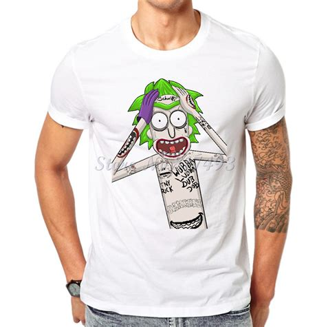 Kasual Tshirt newest casual t shirt rick and morty t shirt