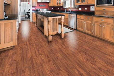 unique characteristic of vinyl floor