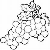 34 images of Grapes Drawing . You can use these free cliparts for your ...