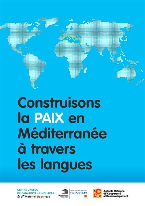 limpossible paix en mditerrane unit 233 s p 233 dagogiques linguapax international