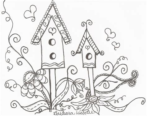 free doodle coloring pages az coloring pages