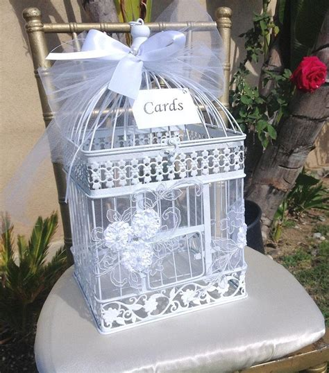 Wedding Card Box Birdcage by Birdcage Card Holder Birdcage Money Box Money Box