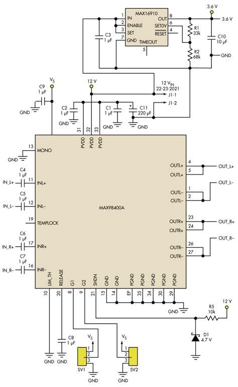 wireless speaker schematic deere 160 wiring harness
