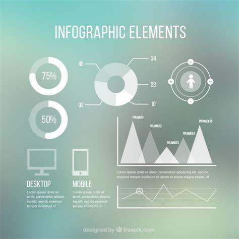 modern design elements modern infographic elements vector premium