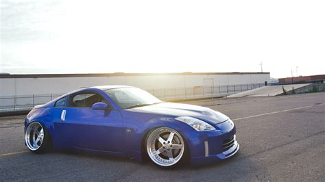 Tuned Up Cars Wallpapers by Cars Nissan 350z Tuned Wallpaper 1920x1080 73482