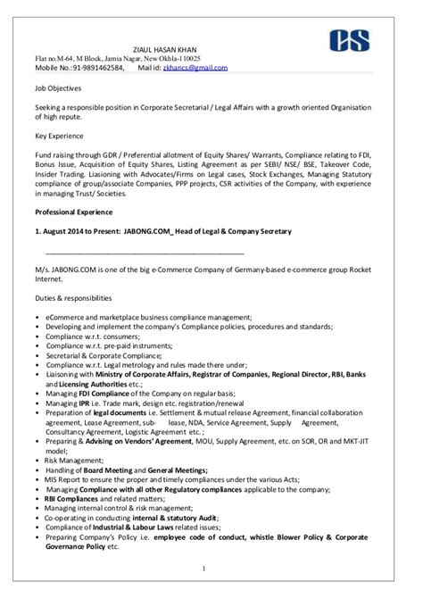 Resume Company by Resume Company Ziaul 1