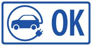 Electric Vehicle Decal Bc Electric Vehicles Hov Lanes Province Of Columbia