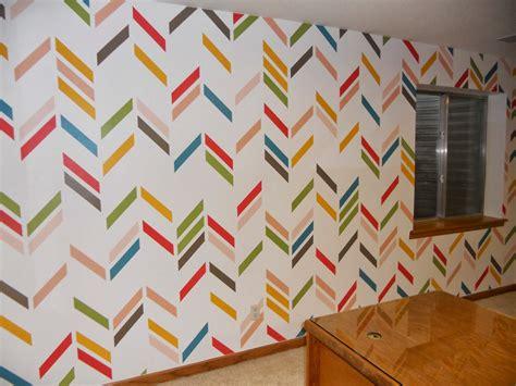 herringbone pattern wall timeless herringbone pattern in home d 233 cor