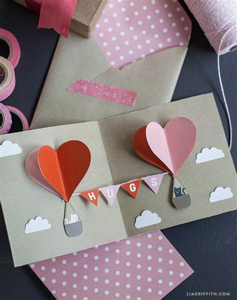 how to make a valentines pop up card make your own diy pop up card today