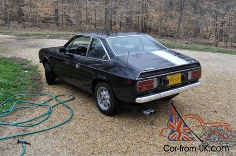lancia beta coupe for sale usa 1976 lancia beta coupe