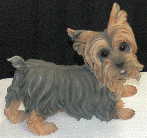 yorkie wanted yorkie figurines shop collectibles daily
