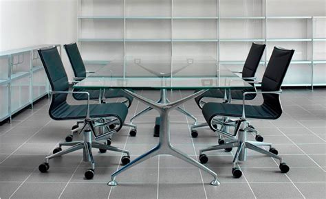 Black Glass Boardroom Table Boardroom Tables Dragonfly Office Interiors Uk Office Furniture Office Interior Specialist
