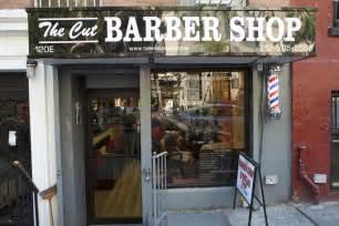 Chinese Home Decor the cut barbershop manhattan sideways