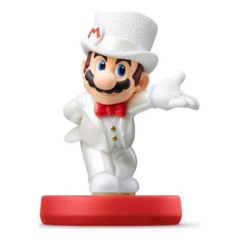 Amiibo Bowser Mario Odyssey Series nintendo amiibo figure mario odyssey series mario wedding best buy