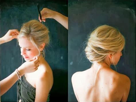messy french twist love this for wedding hair cute simple girls in vogue trendy hairstyles hot fashion hot updo