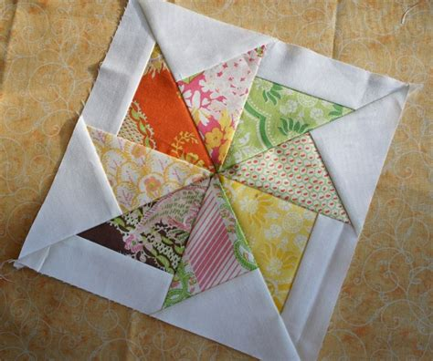 2 Color Quilt Blocks by 74 Best Images About Quarter Square Triangle On