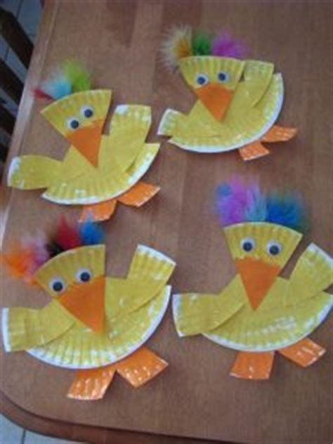 Duck Paper Plate Craft - duck craft idea for preschoolers preschool crafts and