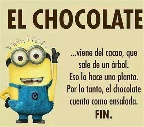Memes De Chocolate - el chocolate es ensalada