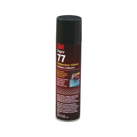 Multi Spray 3m 77 10 oz multi purpose spray adhesive 77 10