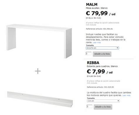 malm occasional table dimensions double workstation with malm and ribba ikea hackers