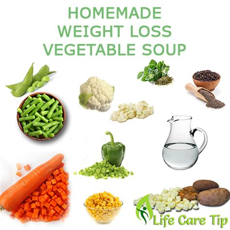 vegetables diet weight loss vegetable soup diet recipe
