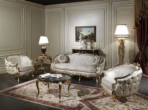 classic living room furniture venezia vimercati classic
