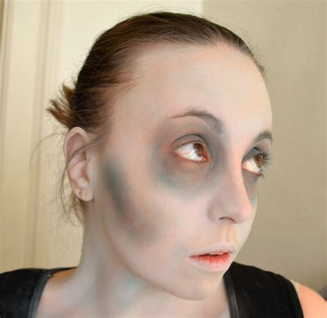 simple zombie makeup tutorial makeup tutorial zombie easy mugeek vidalondon